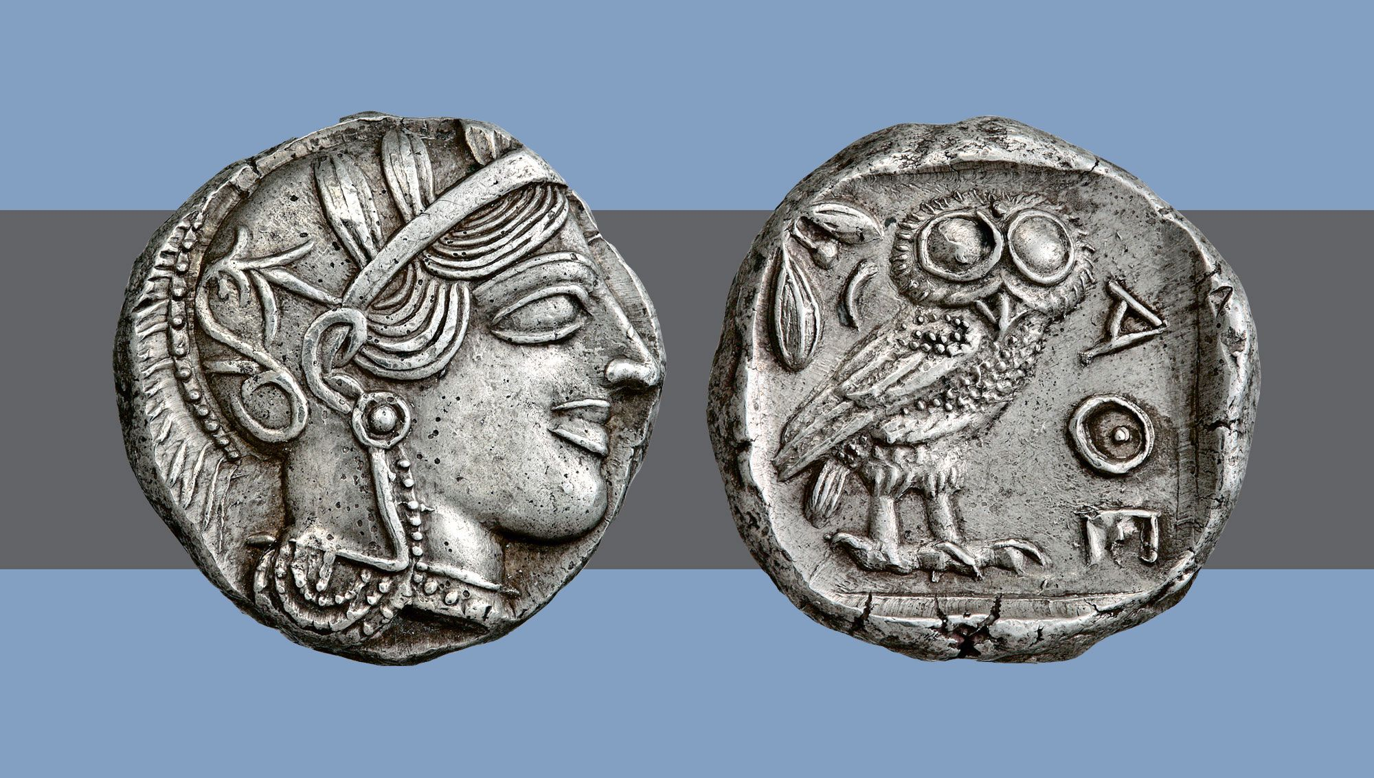 Athenian Owls - From Alpha Bank Numismatic Collection