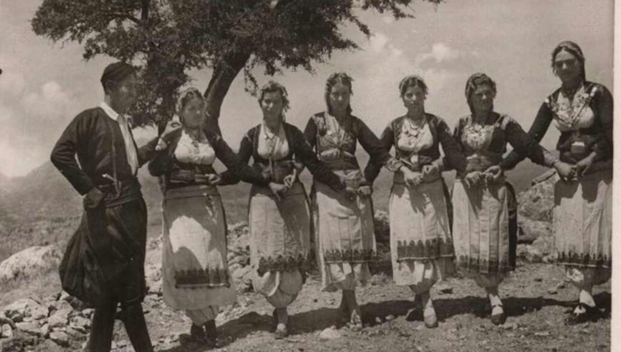 The Dancers of Crete